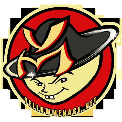 YellowMenace Shop Logo