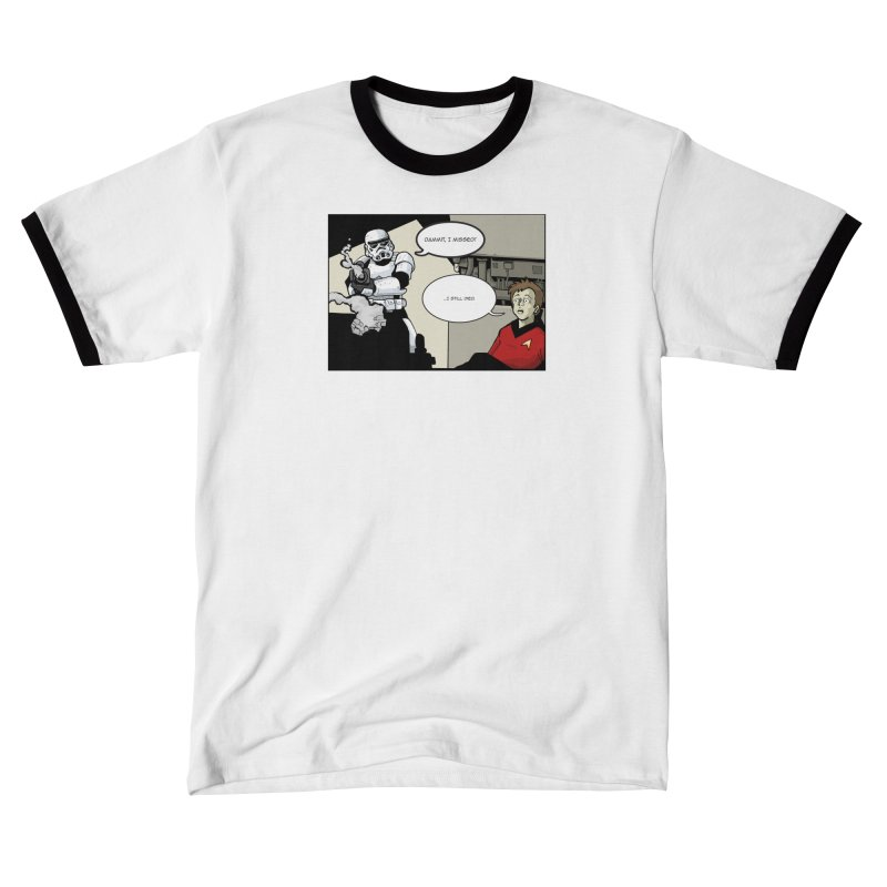 I Missed Men's T-Shirt by The Yellowrant Artist Shop