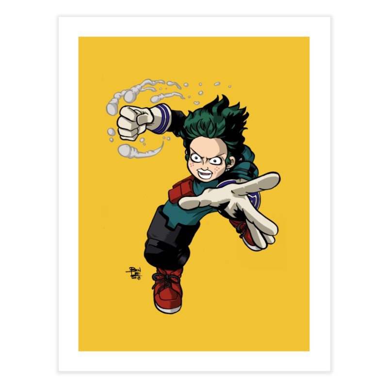 Plus Ultra Home Fine Art Print by The Yellowrant Artist Shop