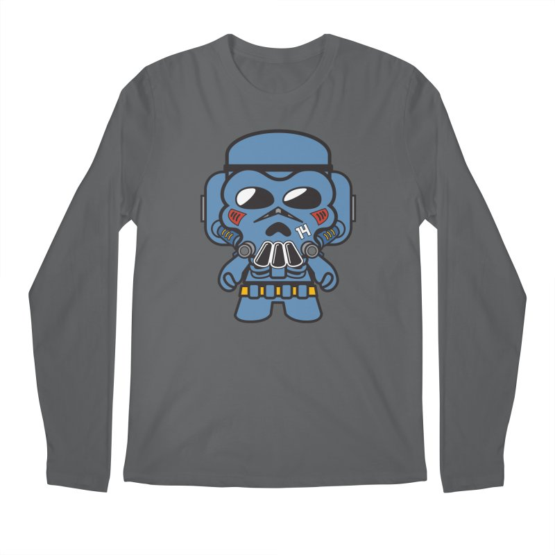 Skulltrooper (Gypsy Mecha) Men's Longsleeve T-Shirt by The Yellowrant Artist Shop