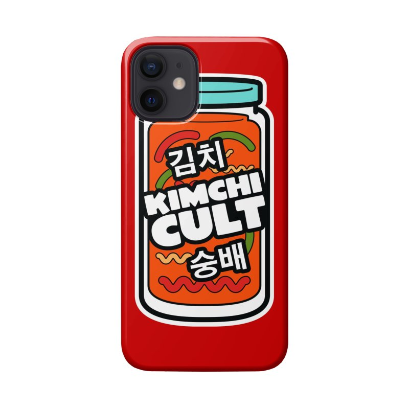 Kimchi Cult Accessories Phone Case by The Yellowrant Artist Shop