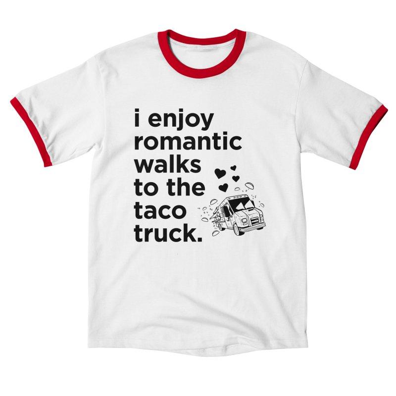 Taco Love (black) Women's T-Shirt by The Yellowrant Artist Shop