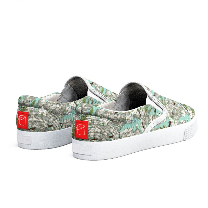 Flower Love Men's Shoes by The Yellowrant Artist Shop