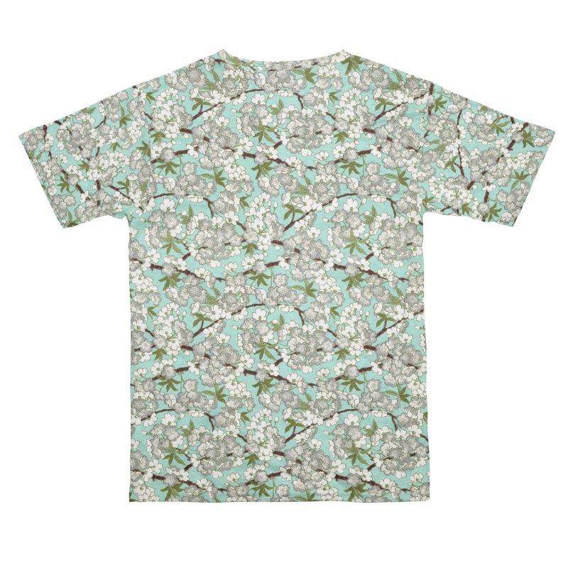 Flower Love Men's Cut & Sew by The Yellowrant Artist Shop