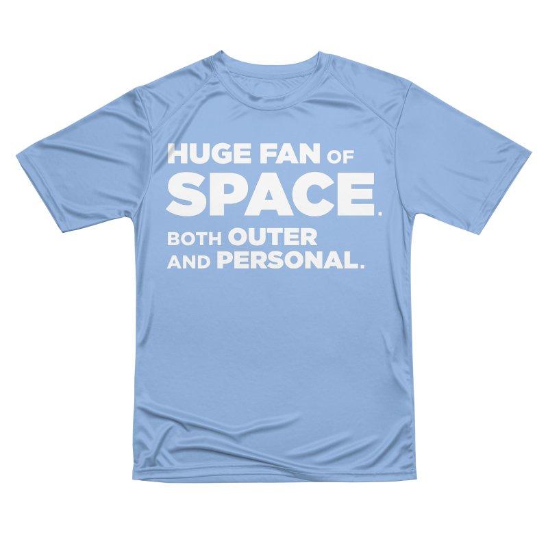 Space Fan Women's T-Shirt by The Yellowrant Artist Shop
