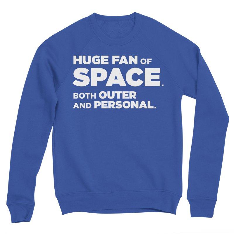 Space Fan Women's Sweatshirt by The Yellowrant Artist Shop