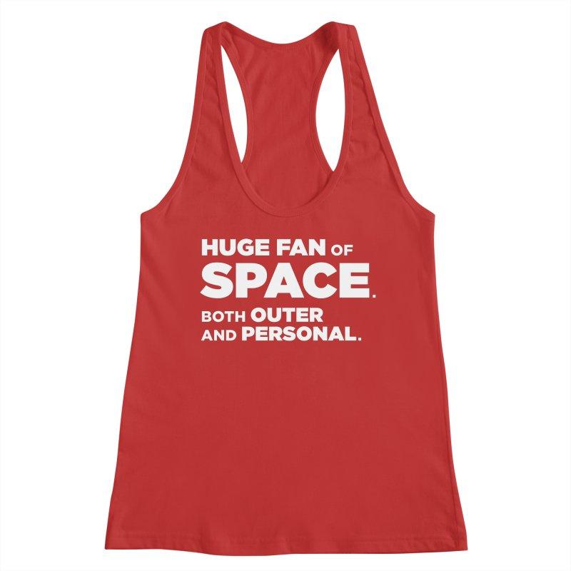 Space Fan Women's Tank by The Yellowrant Artist Shop