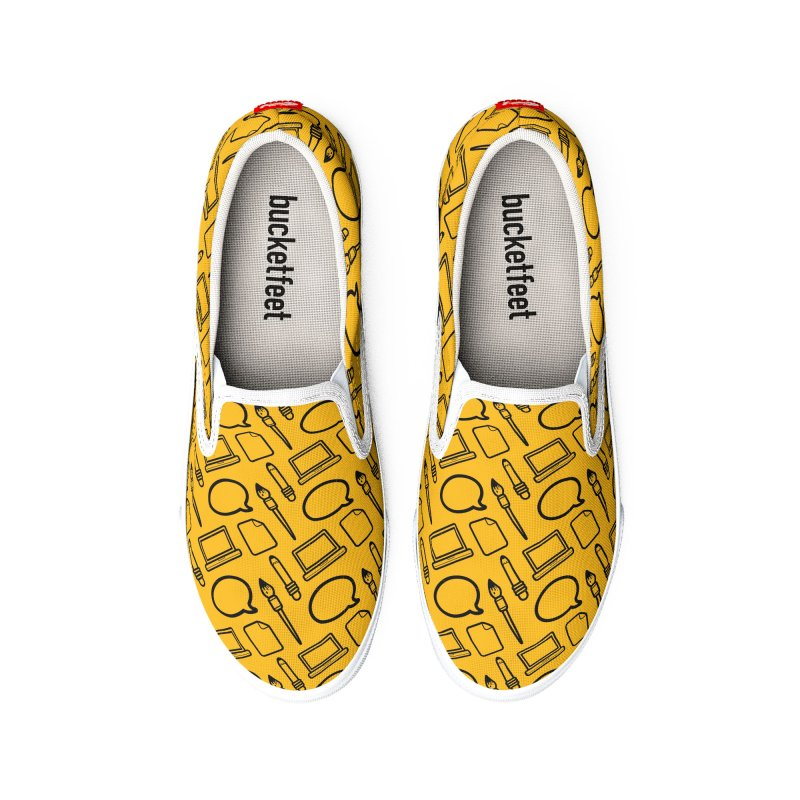 Passions Women's Shoes by The Yellowrant Artist Shop