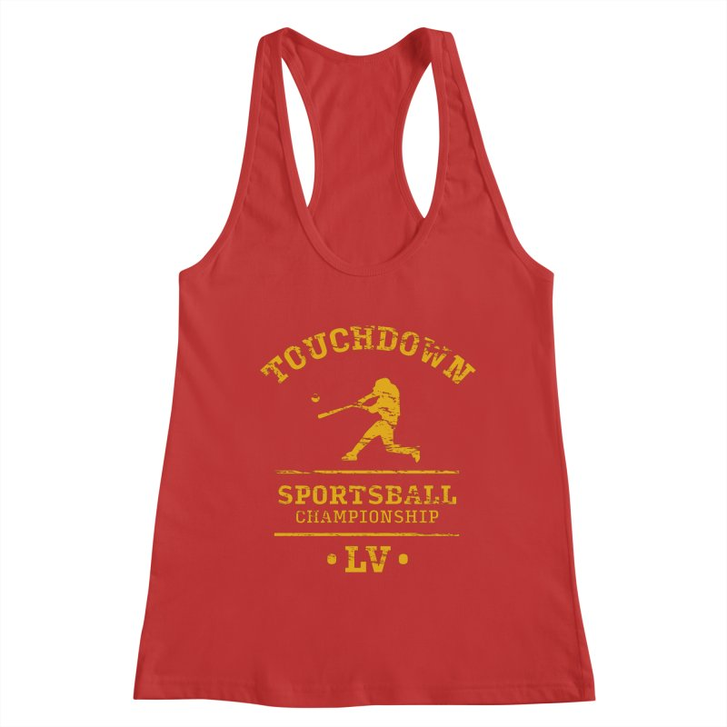 Sportsball Women's Tank by The Yellowrant Artist Shop