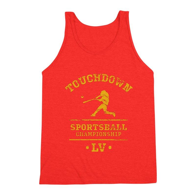Sportsball Men's Tank by The Yellowrant Artist Shop