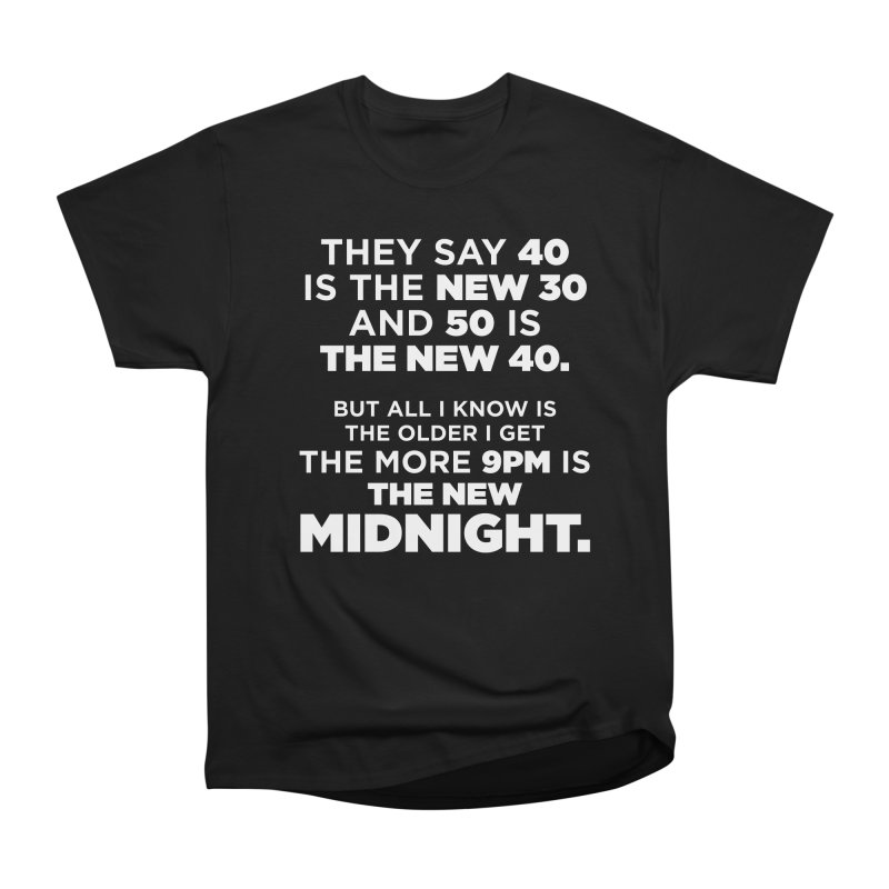 Getting Older Men's T-Shirt by The Yellowrant Artist Shop