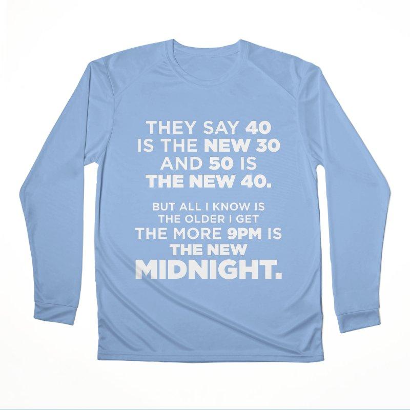 Getting Older Men's Longsleeve T-Shirt by The Yellowrant Artist Shop