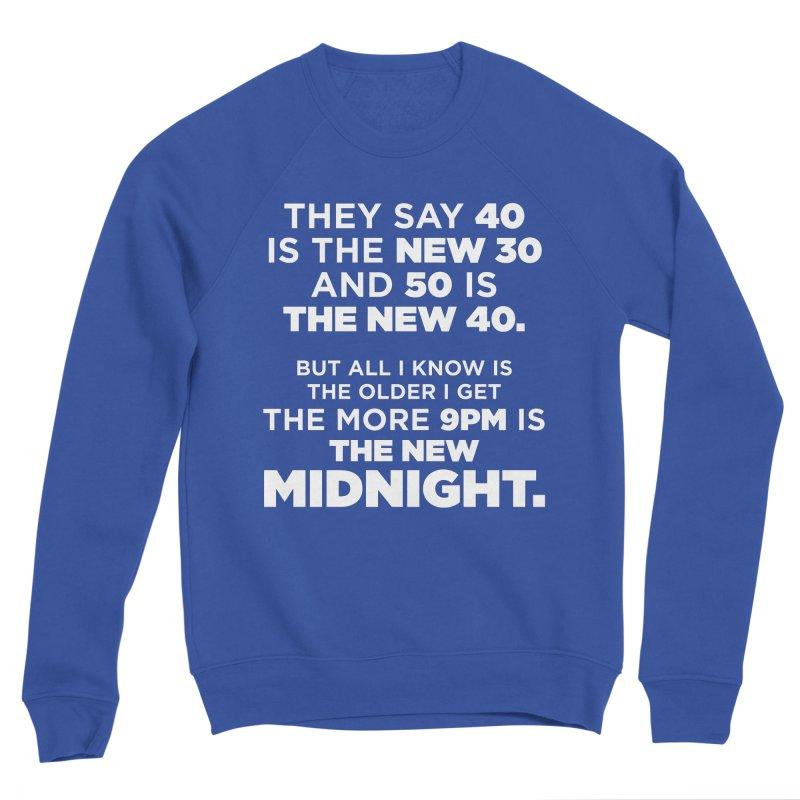 Getting Older Men's Sweatshirt by The Yellowrant Artist Shop