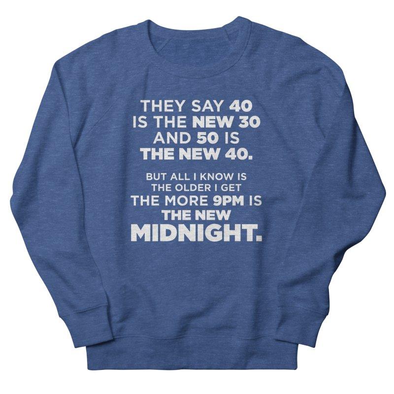 Getting Older Women's Sweatshirt by The Yellowrant Artist Shop