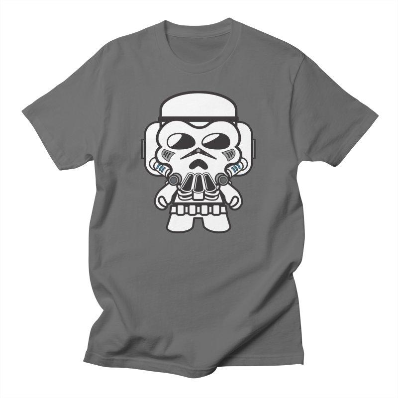 The Skulltrooper (OG) Men's T-Shirt by The Yellowrant Artist Shop