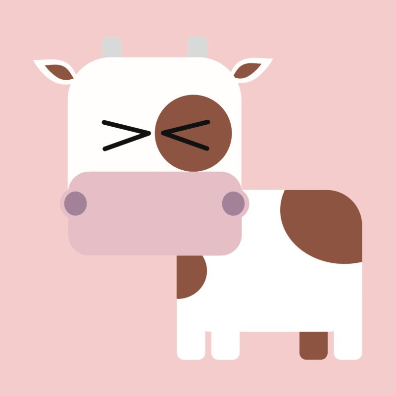 Little cow by Yellow Studio · the Shop!