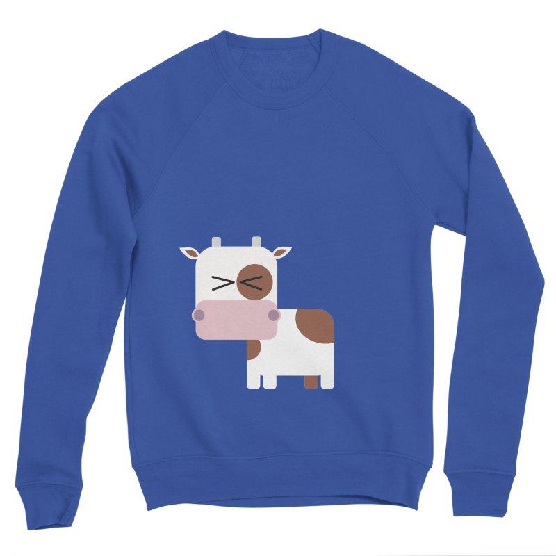 Little cow Women's Sponge Fleece Sweatshirt by Yellow Studio · the Shop!