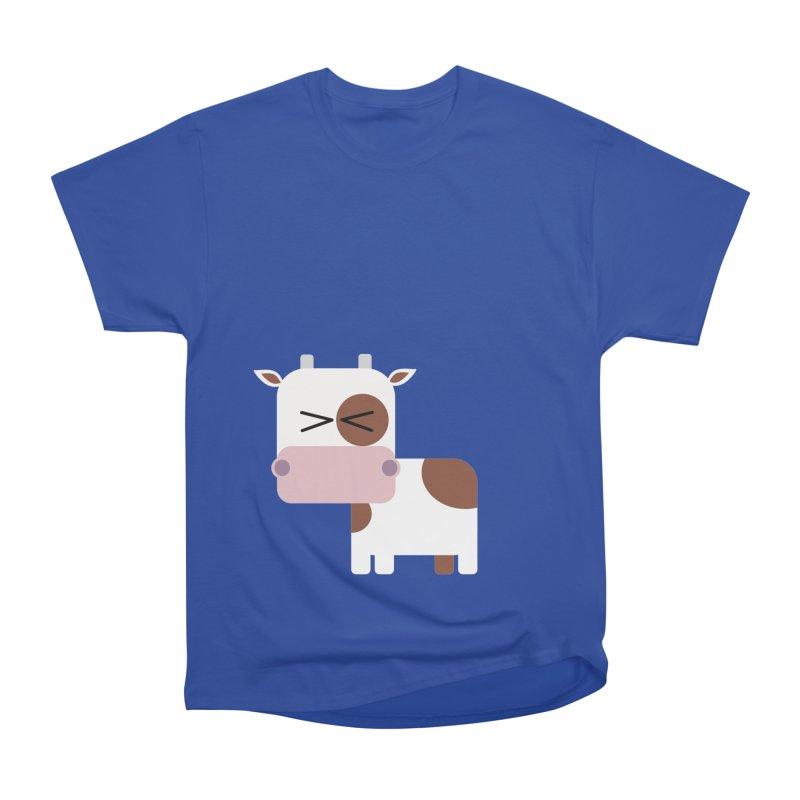 Little cow Women's Heavyweight Unisex T-Shirt by Yellow Studio · the Shop!
