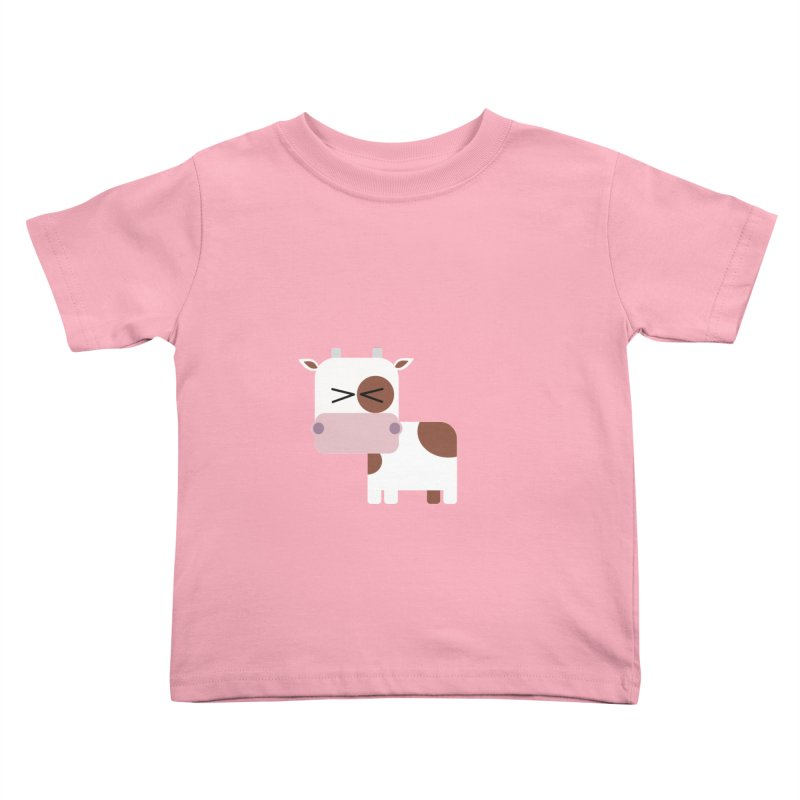 Little cow Kids Toddler T-Shirt by Yellow Studio · the Shop!