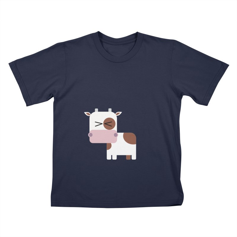 Little cow Kids T-Shirt by Yellow Studio · the Shop!