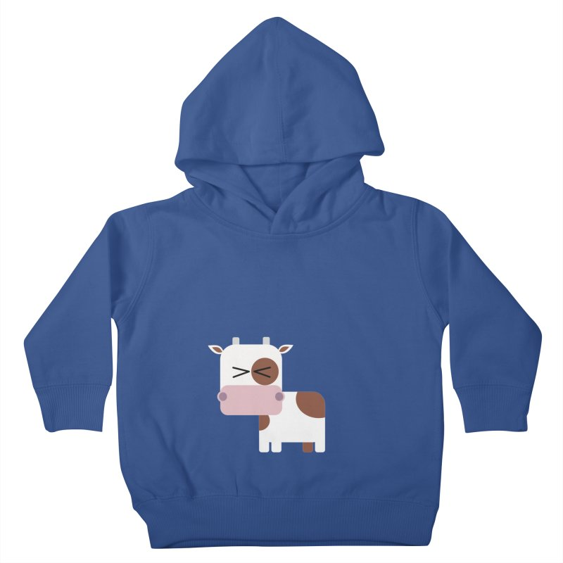 Little cow Kids Toddler Pullover Hoody by Yellow Studio · the Shop!