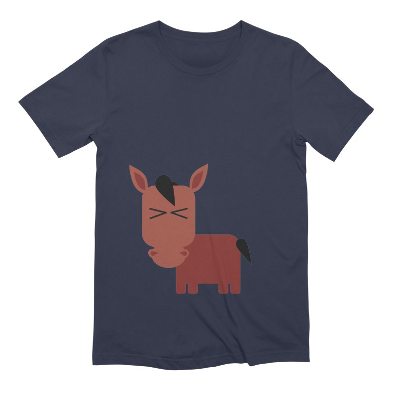 Little horse Men's Extra Soft T-Shirt by Yellow Studio · the Shop!