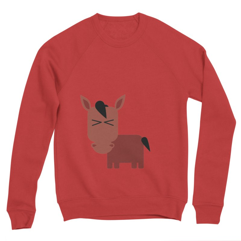 Little horse Men's Sponge Fleece Sweatshirt by Yellow Studio · the Shop!