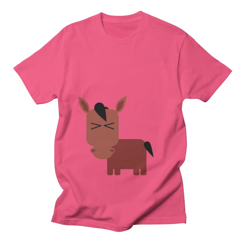 Little horse Men's Regular T-Shirt by Yellow Studio · the Shop!