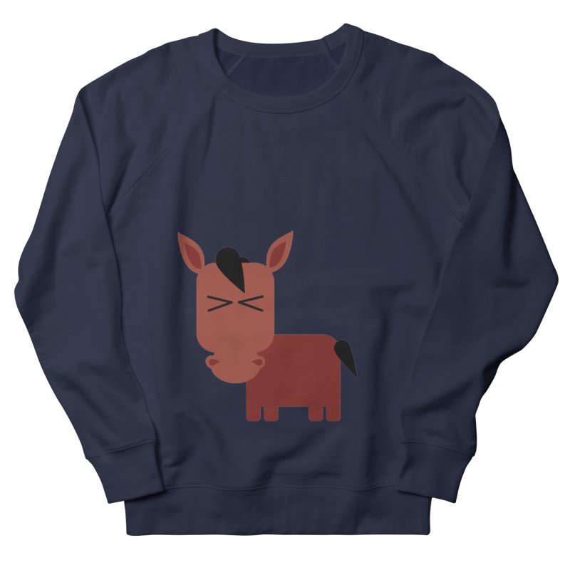 Little horse Men's French Terry Sweatshirt by Yellow Studio · the Shop!