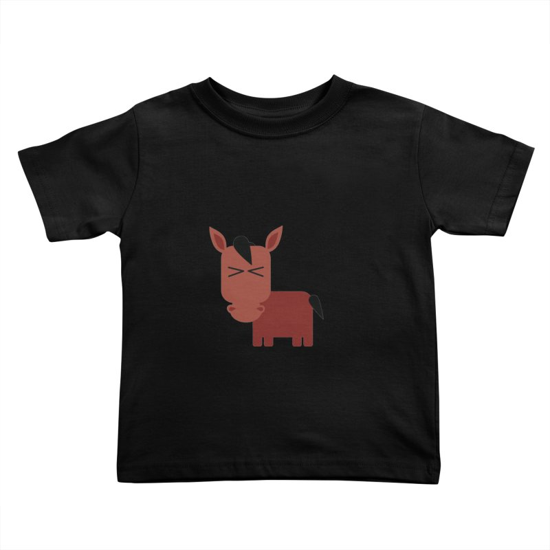 Little horse Kids Toddler T-Shirt by Yellow Studio · the Shop!