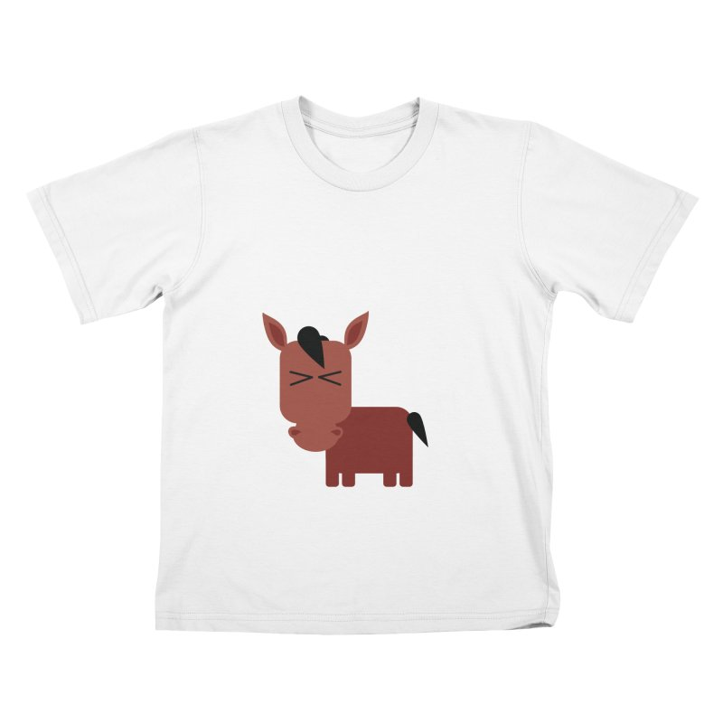 Little horse Kids T-Shirt by Yellow Studio · the Shop!