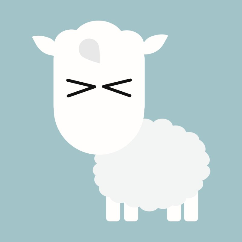 Little lamb by Yellow Studio · the Shop!
