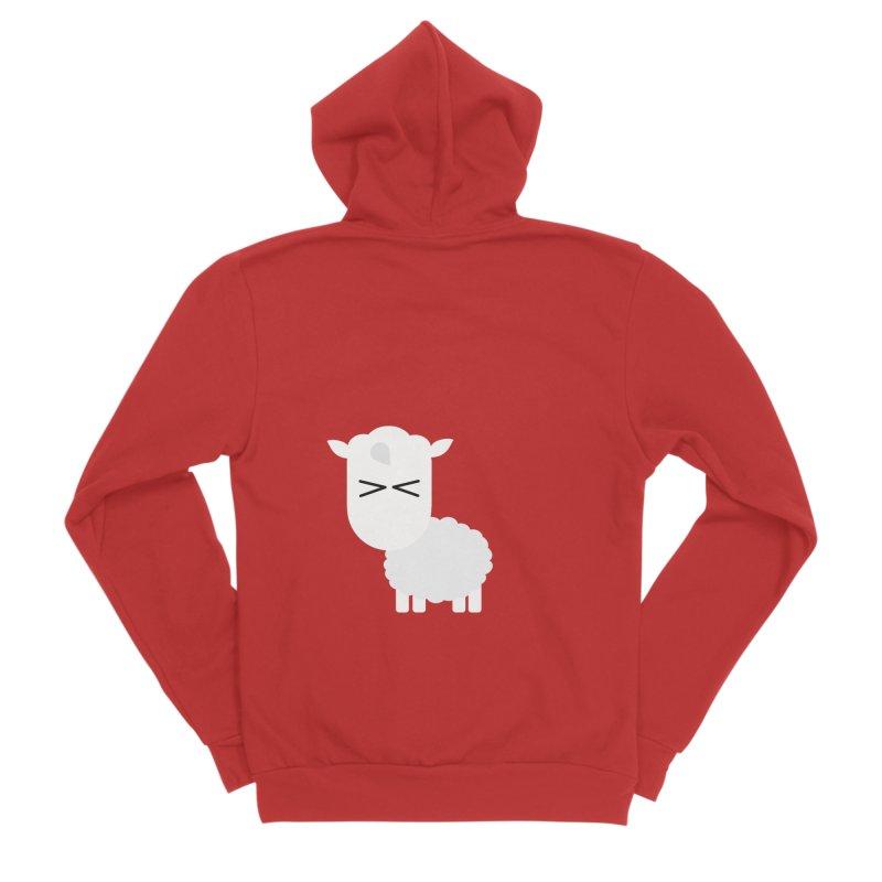 Little lamb Men's Zip-Up Hoody by Yellow Studio · the Shop!