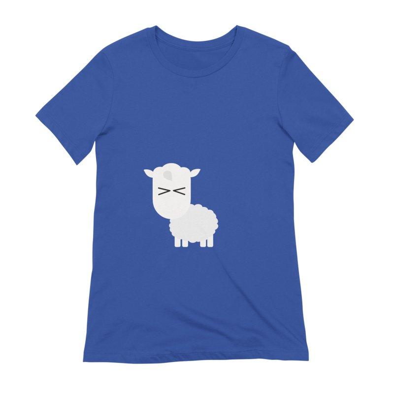 Little lamb Women's Extra Soft T-Shirt by Yellow Studio · the Shop!