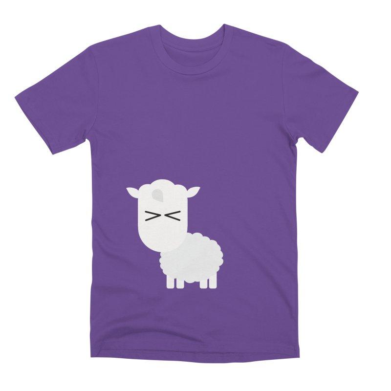 Little lamb Men's Premium T-Shirt by Yellow Studio · the Shop!