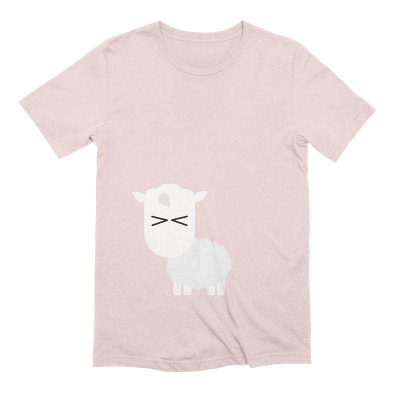 Little lamb Men's Extra Soft T-Shirt by Yellow Studio · the Shop!