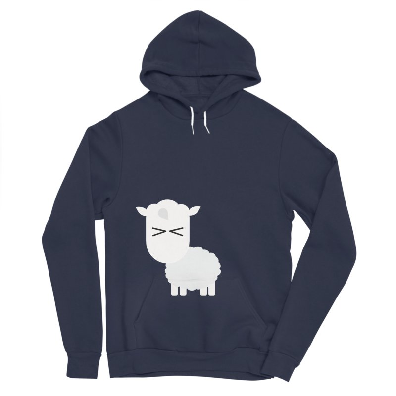 Little lamb Women's Sponge Fleece Pullover Hoody by Yellow Studio · the Shop!