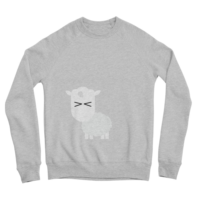 Little lamb Women's Sponge Fleece Sweatshirt by Yellow Studio · the Shop!
