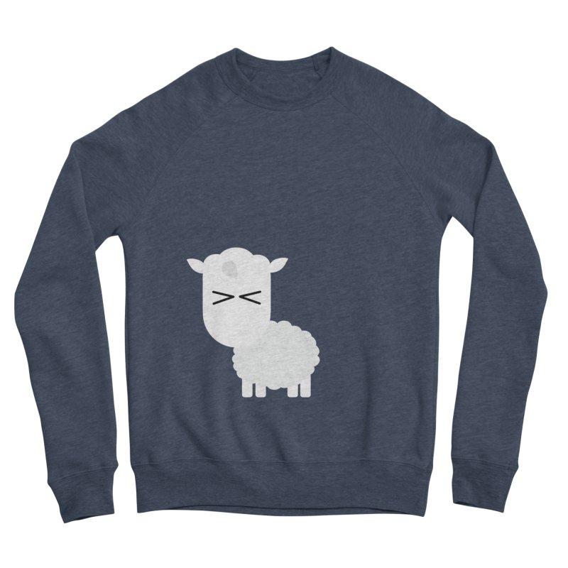 Little lamb Women's Sponge Fleece Sweatshirt by Yellow Studio · the Shop!