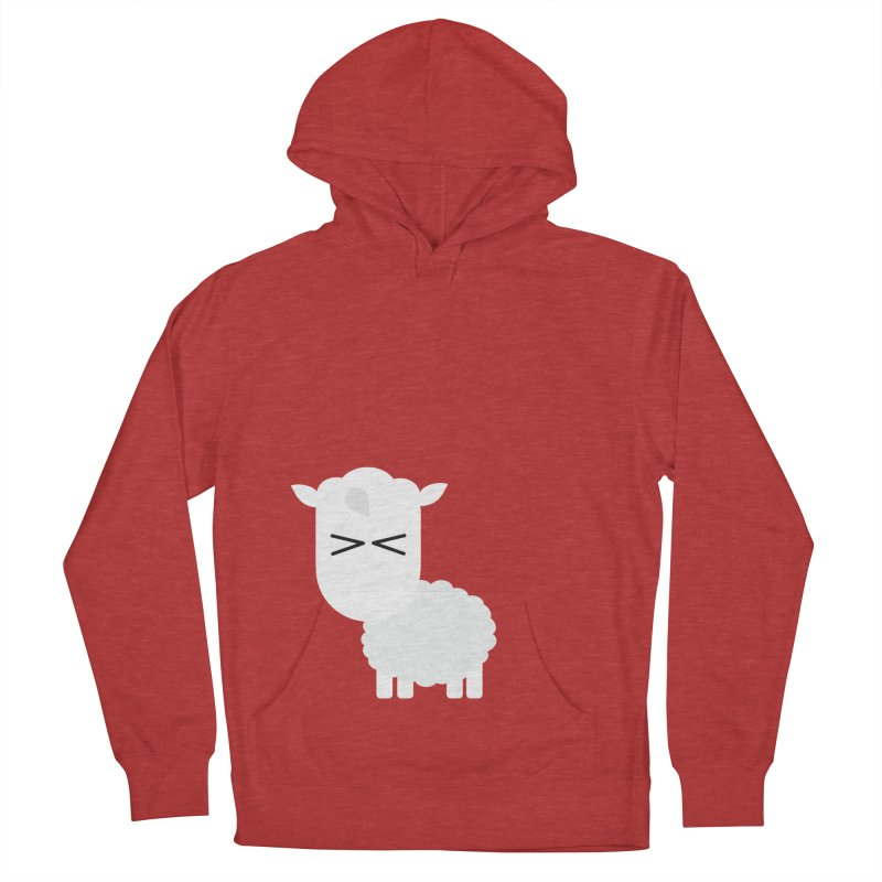 Little lamb Women's French Terry Pullover Hoody by Yellow Studio · the Shop!