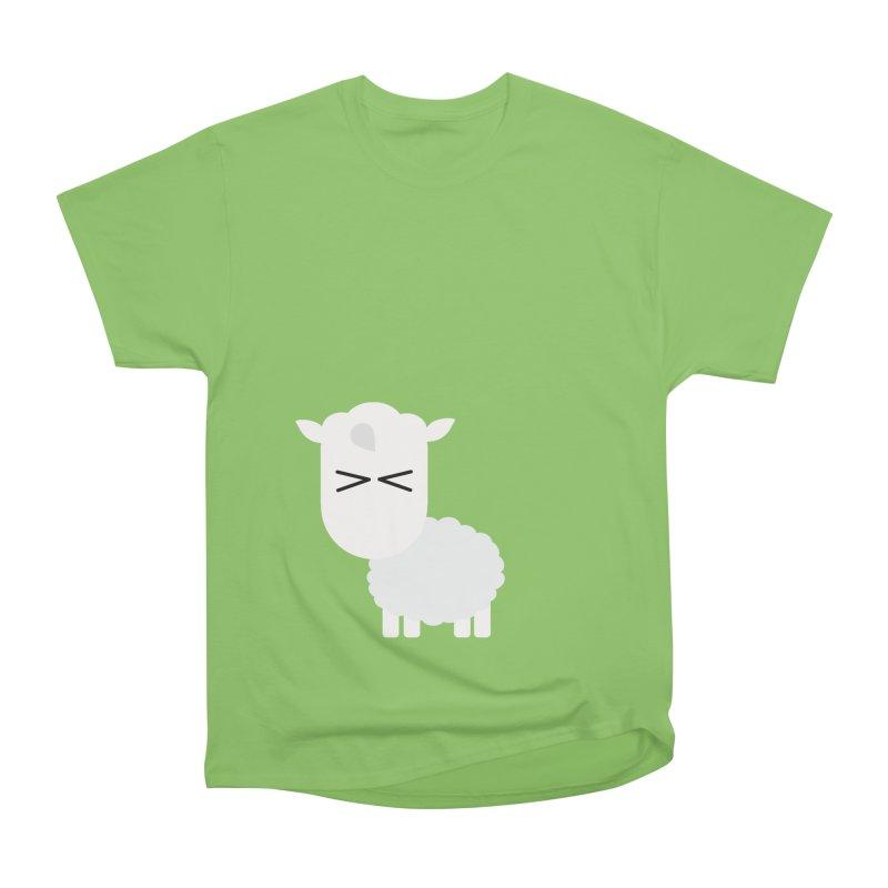 Little lamb Men's Heavyweight T-Shirt by Yellow Studio · the Shop!