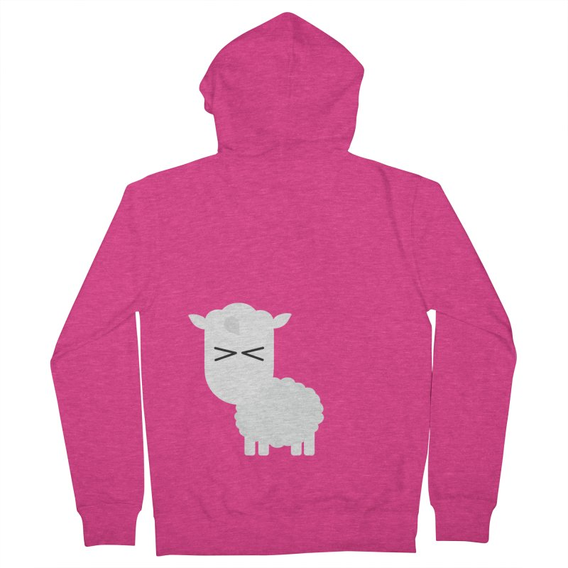 Little lamb Women's French Terry Zip-Up Hoody by Yellow Studio · the Shop!