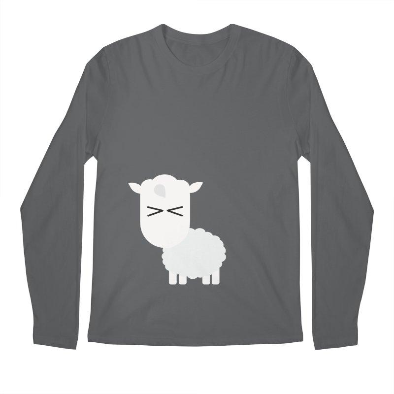 Little lamb Men's Regular Longsleeve T-Shirt by Yellow Studio · the Shop!