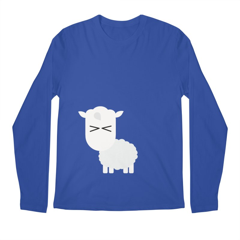 Little lamb Men's Regular Longsleeve T-Shirt by Yellow Studio · the Shop!