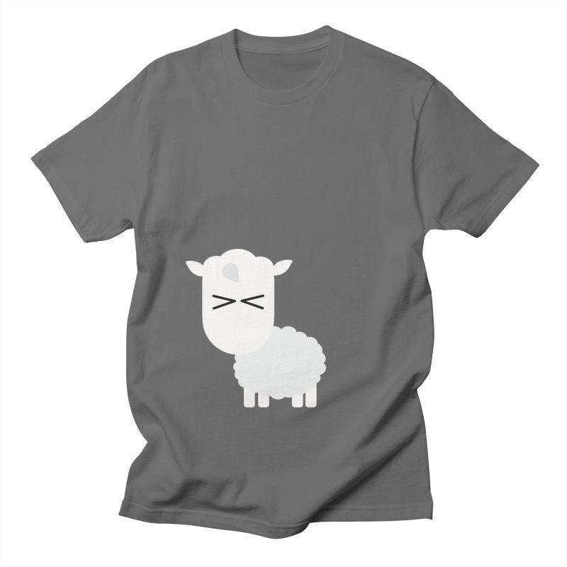 Little lamb Men's T-Shirt by Yellow Studio · the Shop!