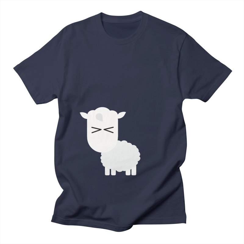 Little lamb Men's Regular T-Shirt by Yellow Studio · the Shop!