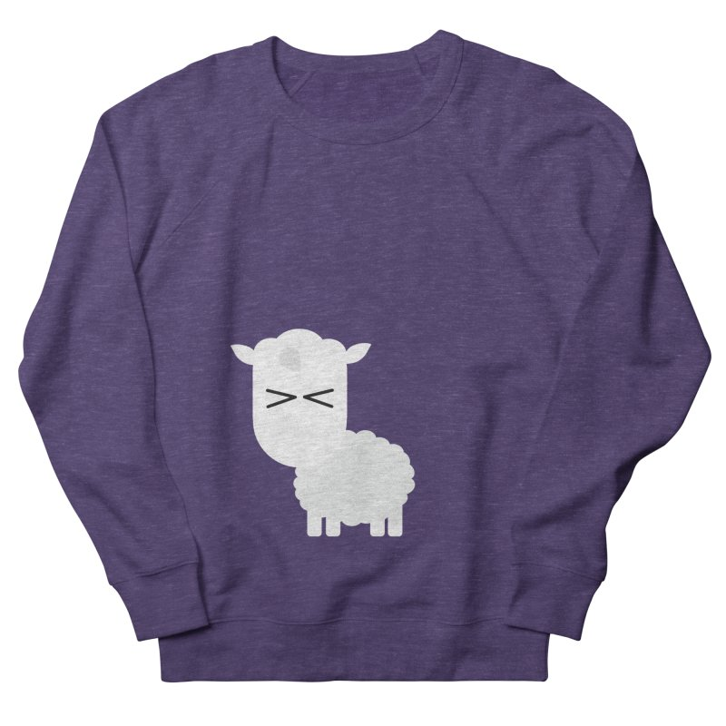 Little lamb Women's French Terry Sweatshirt by Yellow Studio · the Shop!