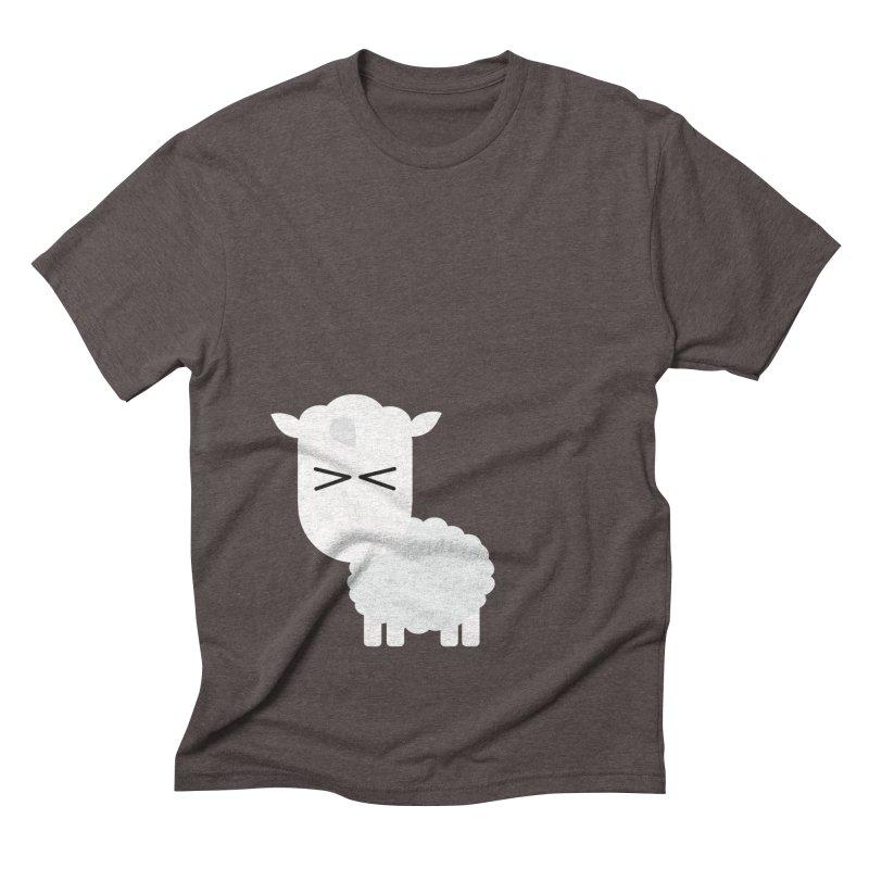 Little lamb Men's Triblend T-Shirt by Yellow Studio · the Shop!