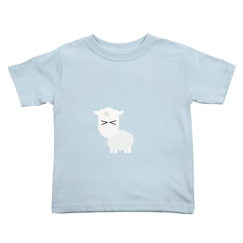 Little lamb Kids Toddler T-Shirt by Yellow Studio · the Shop!