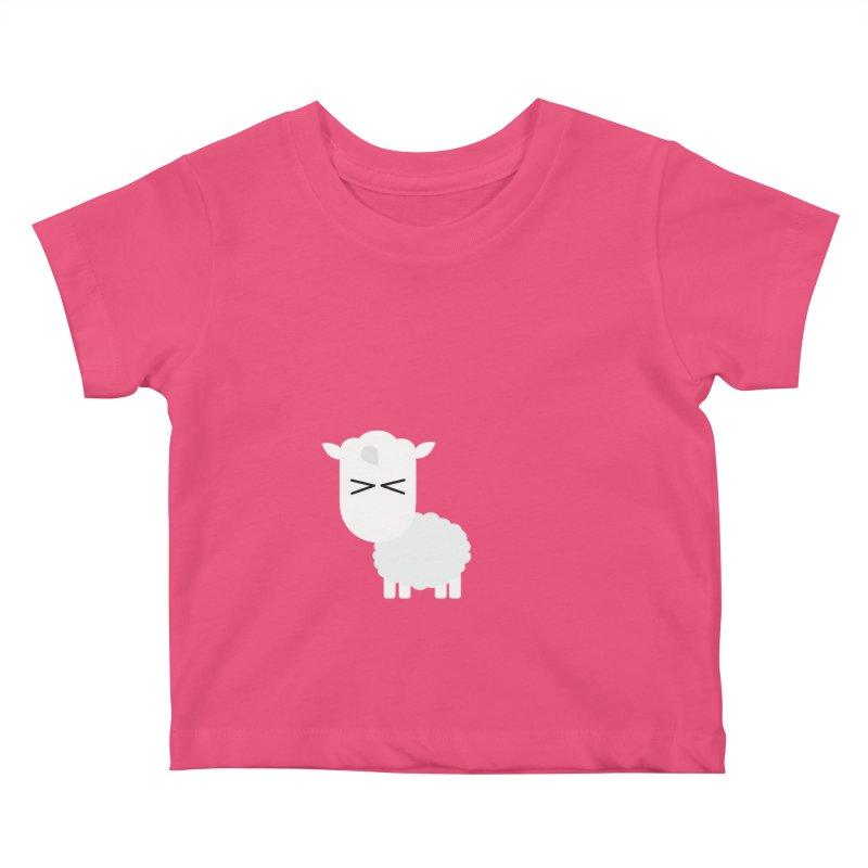 Little lamb Kids Baby T-Shirt by Yellow Studio · the Shop!